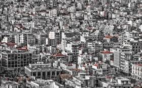 Картинка город, здания, мегаполис