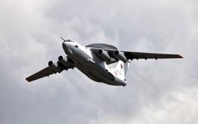 Обои ввс россии, А-50У, Самолёт ДРЛО