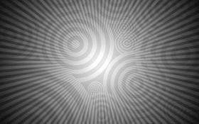 Обои 2560x1600, круги, узоры, abstraction, lines, полосы, circles