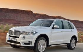 Картинка car, BMW, white, road, speed, xDrive30d