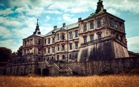 Картинка дом, замок, здание, дворец, старинный, castle