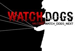 Обои надпись, белое, черное, телефон, Watch Dogs, Эйден Пирс