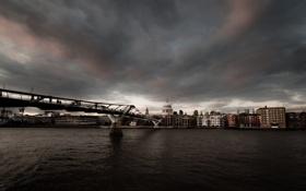 Картинка Англия, Лондон, London, England, Thames, River