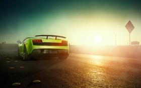 Картинка Lamborghini, LP560, Performante