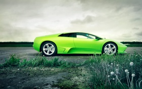 Обои Lamborghini, Murcielago, LP640