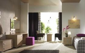 Обои дизайн, дом, стиль, комната, вилла, интерьер