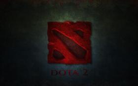 Обои игра, минимализм, game, minimalism, Valve, Dota 2