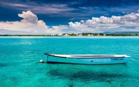 Обои République de Maurice, Natural Park of Blue Bay, Республика Маврикий, Republic of Mauritius