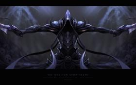 Картинка rpg, diablo 3, reaper of souls, malthael