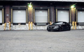 Картинка Audi, audi, cars walls, wallpapers auto, auto, black, cars