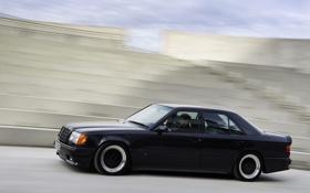 Обои черный, Mercedes, Benz, AMG, 300