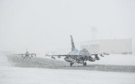 Картинка самолёты, F-16, оружие