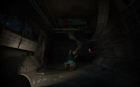 Обои арт, чернобыль, лаборатория, припять, stalker 2, сталкер 2