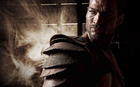 Картинка воин, гладиатор, сериал спартак, spartacus, песок и кровь