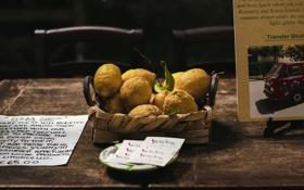 Картинка лимон, еда, италия