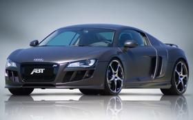 Обои Audi, суперкар, карбон, Carbon, tuning, красивый, nice
