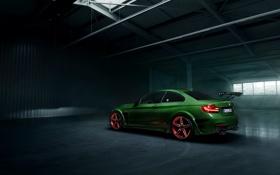 Картинка бмв, купе, BMW, F22, Coupe, AC Schnitzer, 2-Series