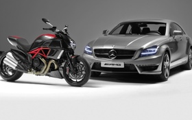 Обои Авто, мотоцикл, мерин