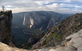 Обои USA, США, Национальный парк Йосемити, Yosemite National Park, State California, Штат Калифорния