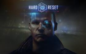 Картинка Action, Game, Hard Reset