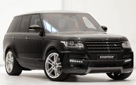 Обои тюнинг, внедорожник, Startech Range Rover