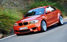 Картинка Дорога, Скорость, Автомобиль, BMW M1