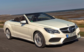Обои car, Mercedes-Benz, road, AMG, speed, Cabrio, Sports Package
