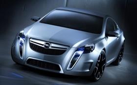 Картинка Concept, Opel, GTS, mega