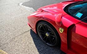Обои логотип, эмблема, Logo, ferrari enzo, wallper, supercars, wallpapers auto