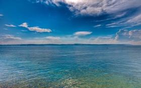 Картинка вода, отражение, дно, Альпы, Боденское озеро