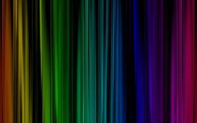 Картинка текстура, линии, радуга
