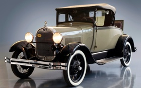 Обои машина, Roadster, Ford, Model, Deluxe, 1929