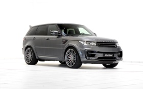 Обои спорт, Land Rover, Range Rover, Sport, ленд ровер, 2013, Startech