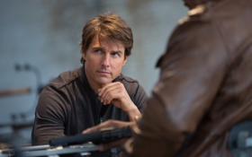 Картинка Том Круз, Tom Cruise, Ethan Hunt, Винг Реймз, Mission: Impossible - Rogue Nation, Миссия невыполнима: ...