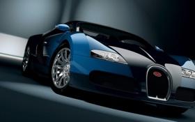 Обои Bugatti, Veyron, перед