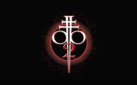 Обои игра, символ, черный фон, BloodRayne 2