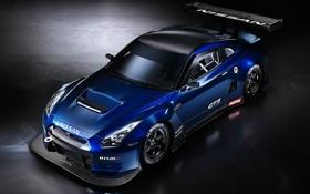 Обои Япония, Ниссан, Nissan, GT-R, GT3, Nismo, Super GT