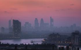 Обои город, англия, лондон