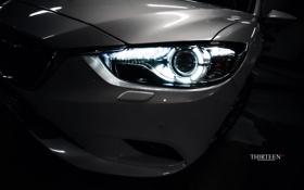 Картинка машина, авто, фотограф, оптика, Mazda, auto, photography