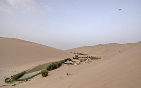 Обои природа, песок, пустыня