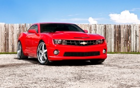 Обои тачки, шевроле, camaro, chevrolet, cars, auto wallpapers, авто обои