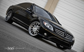 Картинка Mercedes Benz, AMG, CL 6.3
