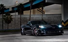 Обои Corvette, Chevrolet, z06