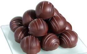 Обои шоколад, конфеты, сладости, chocolate, вкусно, sweets, candy