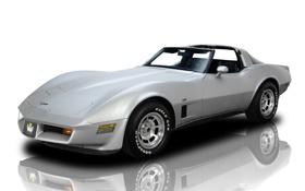 Обои Corvette, Chevrolet, шевроле, корвет