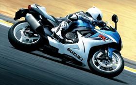 Картинка мото, suzuki, moto, сузуки, gsx-r 600
