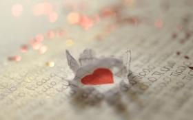 Картинка письмо, настроение, сердце