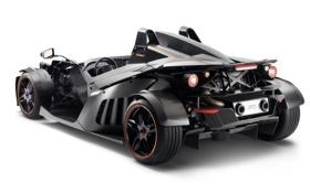Обои KTM, X-Bow, авто фото, тачки, авто обои, белый фон, cars