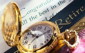 Обои время, часы, циферблат, винтаж