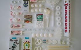Обои шоколад, конфеты, леденцы, сахар, различные, жевательная резинка, Tic Tac
